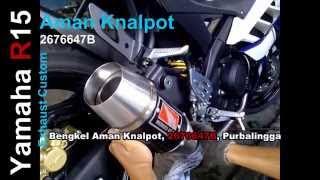 Yamaha R15, Werkes Usa Custom.