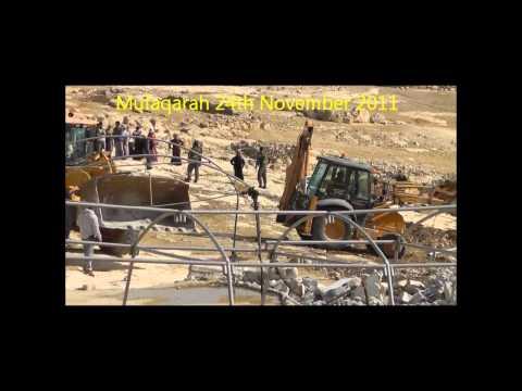South Hebron hills under Demolitions threat