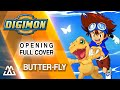 Digimon Opening - Butter-fly (Cover)