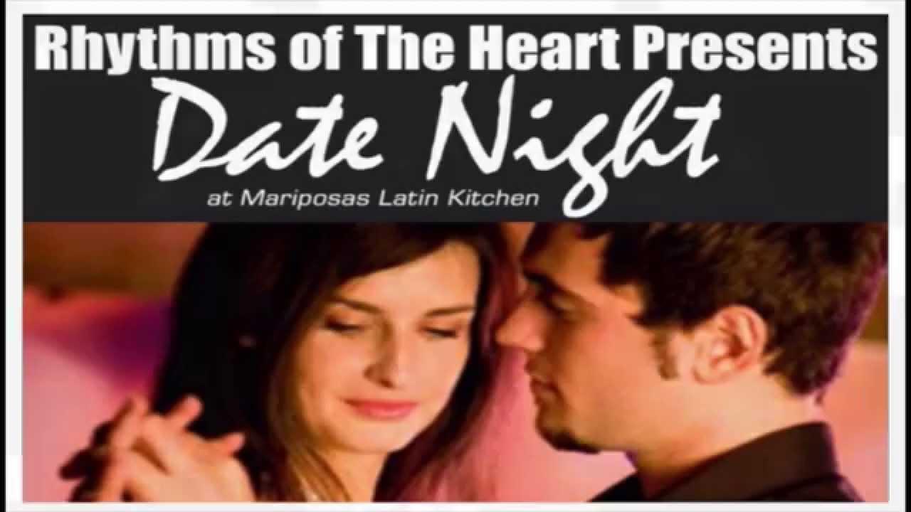 Rhythms of the Heart Date Night at Mariposa\'s Latin Kitchen - YouTube