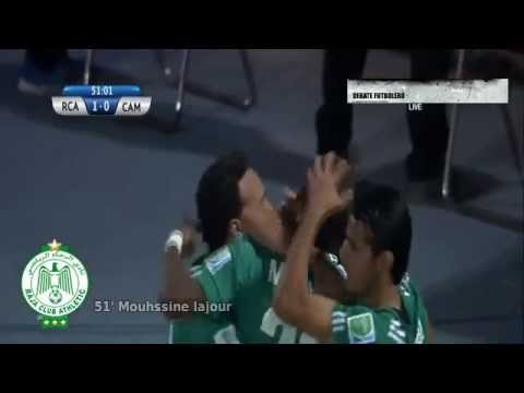 Raja Club Athletic de Casablanca 3 Vs Atlético Mineiro 1 - Semifinal - Mundial de Clubes 2013