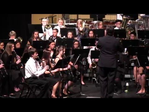 Rocklin High Band at Sierra College: Coat of Arms