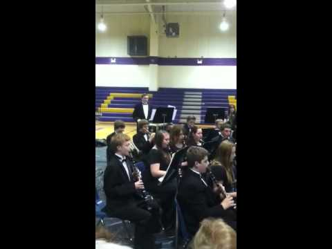 2011 East Coweta Middle School 8th grade Concert Band