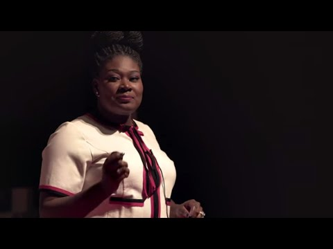 We All Have An F-ing Problem | Folashade Butler | TEDxDavenport
