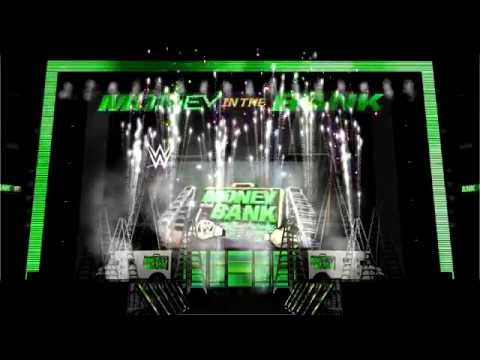 WWE Money in the Bank 2014 Opening Pyro Animation Concept