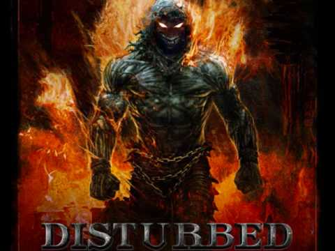 Disturbed - Inside the Fire (With Lyrics)