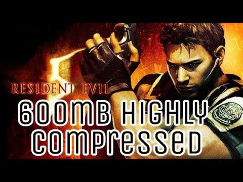 resident evil 5 pc game download highly compressed