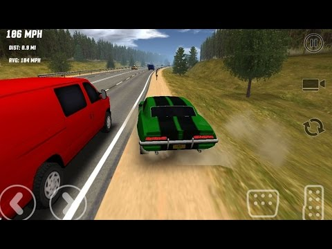Freeway Traffic Rush - Android Gameplay HD