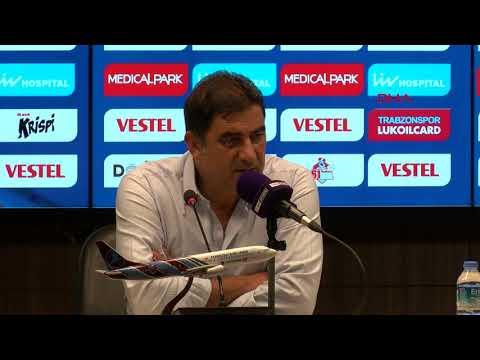 Trabzonspor - Gençlerbirliği maçının ardından