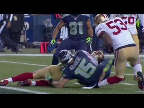 NaVorro Bowman nasty knee injury