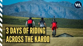 THE CAPE CYCLE ROUTES KAROO CROSSING
