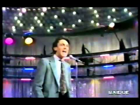 Riccardo Fogli-  Quattro venti- L Orecchiocchio TV show.