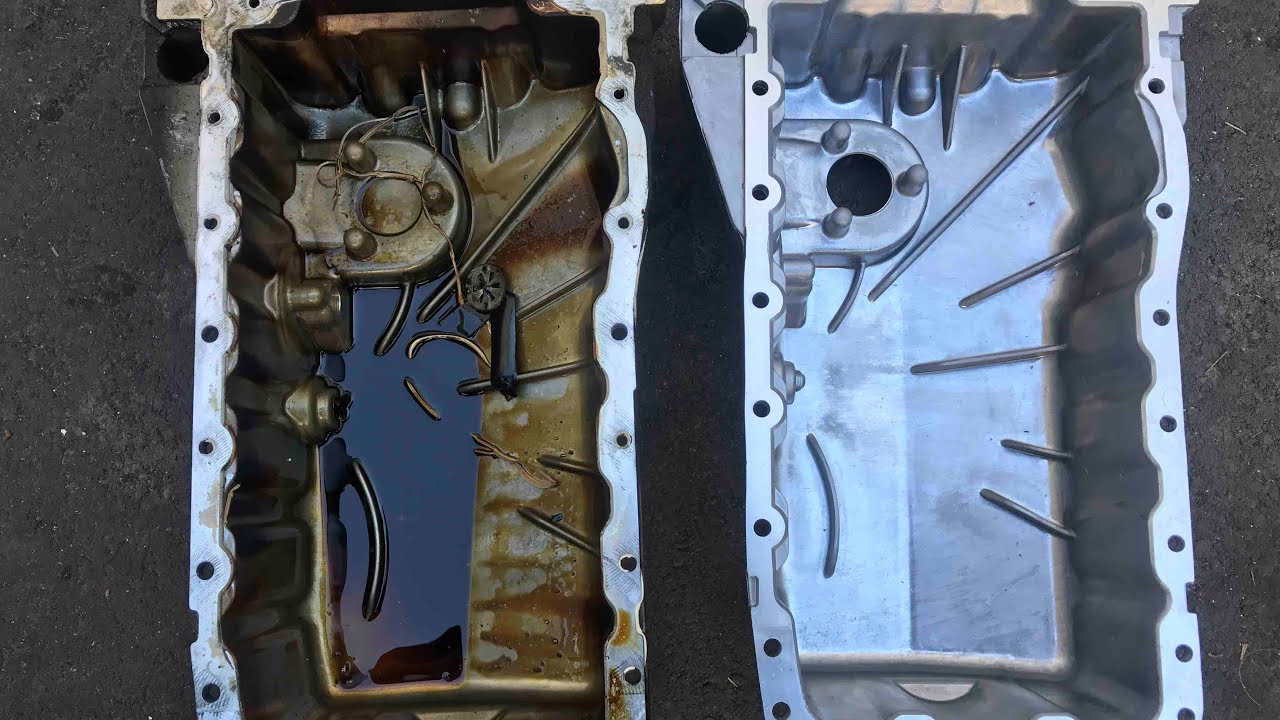 medium resolution of how to remove and replace vw audi 1 8t oil pan step by step
