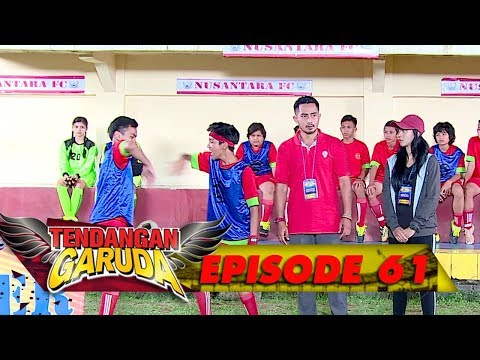 Nusantara FC Lemah Tak Berdaya Melawan Tim Inggris - Tendangan Garuda Eps 61
