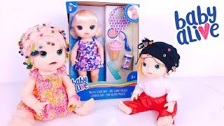 Video Baby Alive Bebeğimle Dondurma Zamanı Oyuncak Bebek download MP3, 3GP, MP4, WEBM, AVI, FLV November 2017