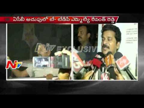 TDP MLA Revanth Reddy Slams CM KCR On His Arrest | NTV