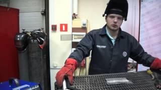 видео Проволока сварочная с флюсом: преимущества, применение
