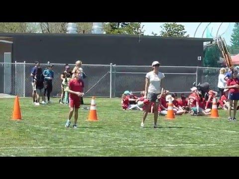 Riley Jr Olympics Baseball Throw 2016