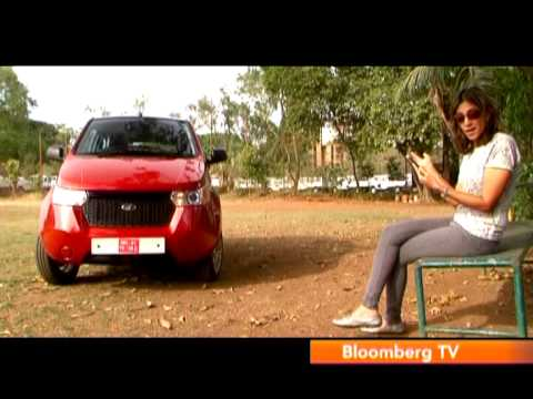 Mahindra e2o Electric Hatchback   Comprehensive Video Review   Autocar India