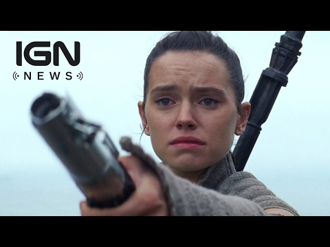 Disney Screens Star Wars: The Last Jedi Footage for Shareholders - IGN News