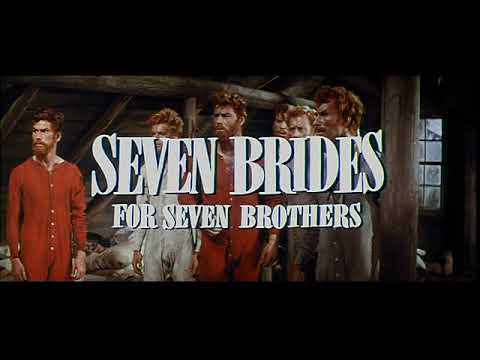 Download Seven Brides for Seven Brothers - Original Theatrical Trailer