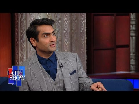 Kumail Nanjiani Talks About His First Time...