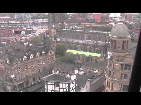 The Wheel Of Manchester - 6th September, 2011