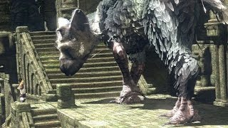 The Last Guardian - Trailer gameplay E3 2015