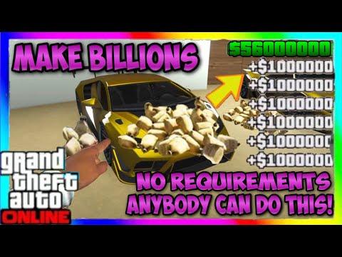 ITS A LESTER GLITCH?! *WORKING* $5600000+ AFK UNLIMITED MONEY GLITCH (GTA Online Money Glitch) 1.46