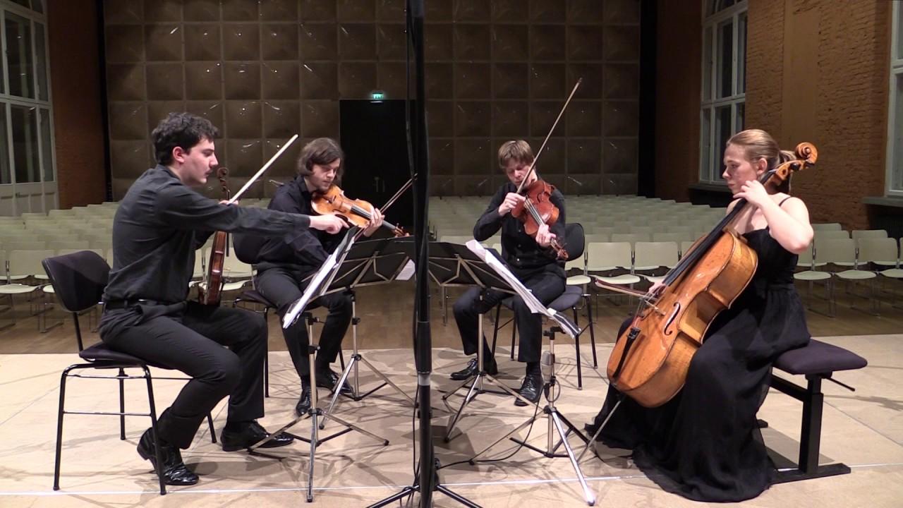 Furiant Quartet - Six Bagatelles Op. 9 - Anton Webern