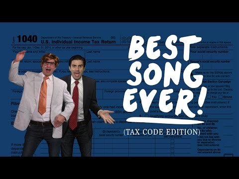Remy: Best Song Ever! (One Direction Parody - Tax Code Edition)