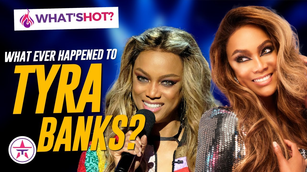 What Ever Happened to Tyra Banks? Former AGT Host and Now DWTS Host!