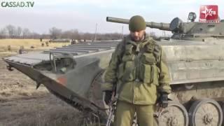 Донбасс Война на Украине закончится в 2016 году в Киеве Ополченец «Техник» М