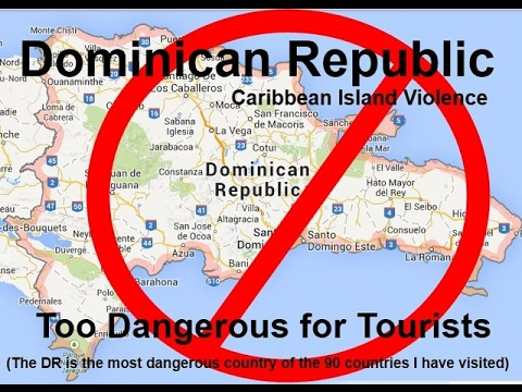 Jack Asked, Is The Dominican Republic Still Most Dangerous Country? #danger