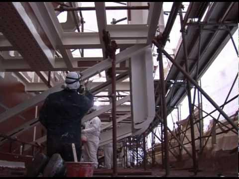 USS Nimitz Dry Dock - Episode 3