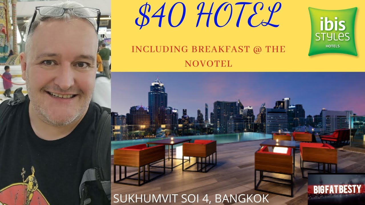 IBIS Styles Sukhumvit soi 4 hotel review and goodbye until 2021 :(