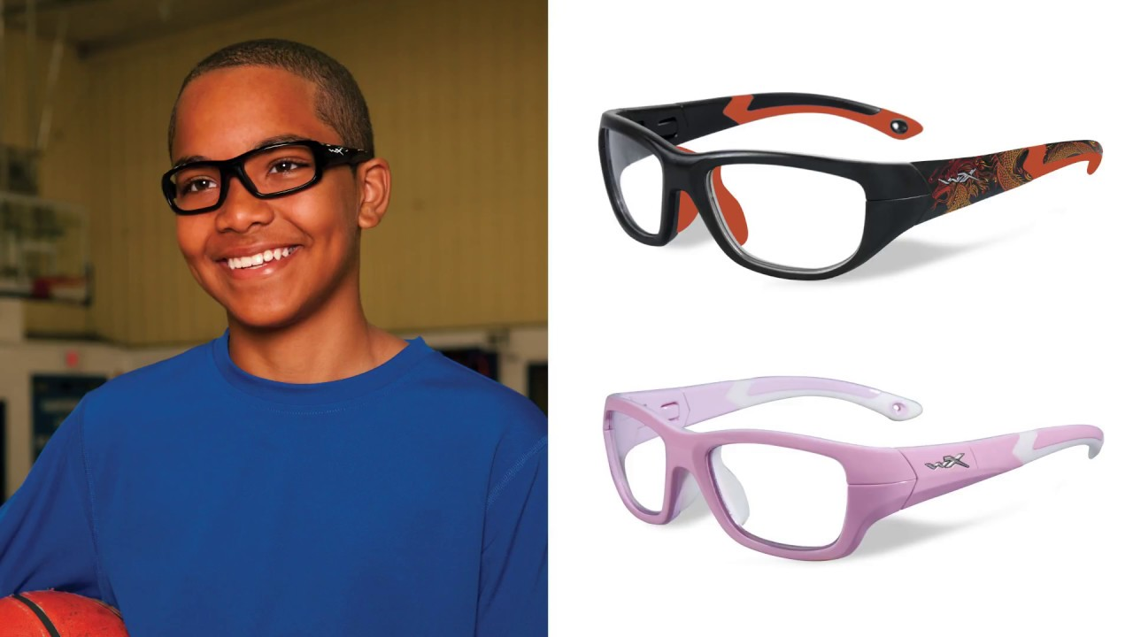 e0d02613e981a Wiley X Youth Force (SPORT GLASSES) at CORVISION OPTOMETRY in Fremont