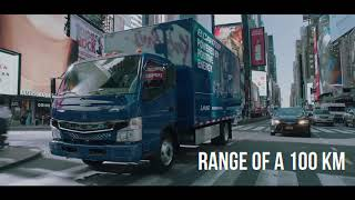 FUSO | eCanter 1.0 - the first all-electric truck in series production