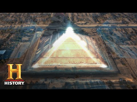 Ancient Aliens: Pyramid Power Plants (Season 12, Episode 7) | History