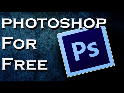 HOW TO GET PHOTOSHOP FOR FREE 2017! (LEGALLY)