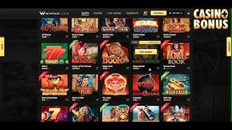 🆓  20 Freispiele ohne Einzahlung im Winfest Casino - es ist nicht nur mir ein Fest!