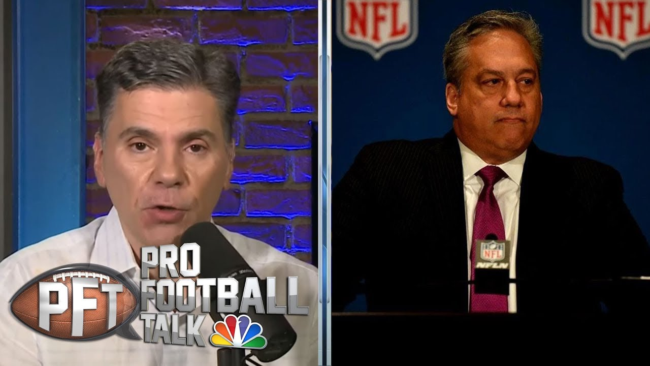 PFT Overtime: Is Alberto Riveron the most powerful person in NFL? | Pro Football Talk | NBC Sports