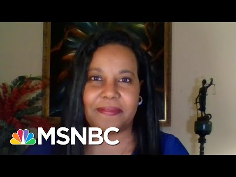 VA State Del: GA GOP Giving Life To Jim Crow With New Voter Suppression Law | The Last Word | MSNBC