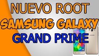 Nuevo método: Rootear Samsung Galaxy GRAND PRIME sin PC 2016.