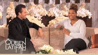 Jeff Leatham Wowed Oprah with His Four Season's Hotel Lobby Decorations