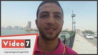 بالفيديو.. مواطن لمحافظ الدقهلية :
