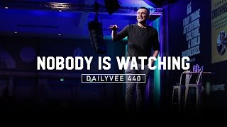 Why We Shouldn't Spend $80 Billion Dollars on TV Commercials | DailyVee 440
