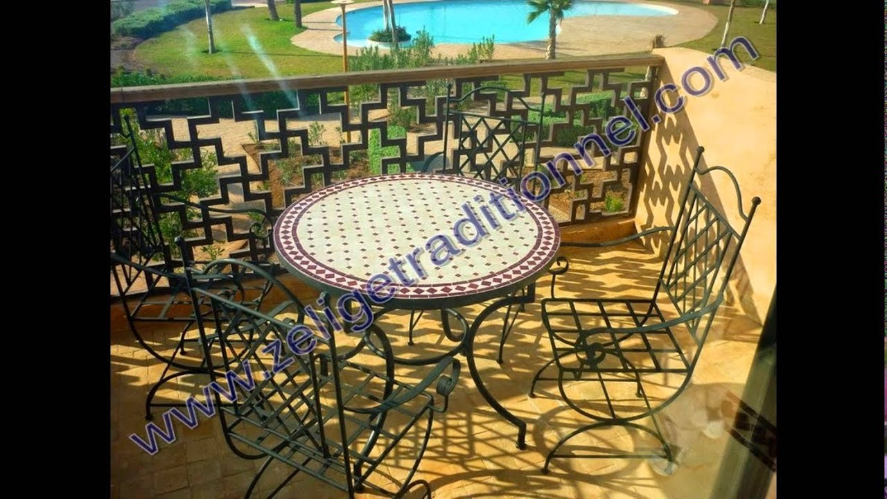 zellige moroccan traditional 2014 youtube. Black Bedroom Furniture Sets. Home Design Ideas