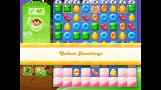 Candy Crush Jelly Saga Level 1174 (No boosters)