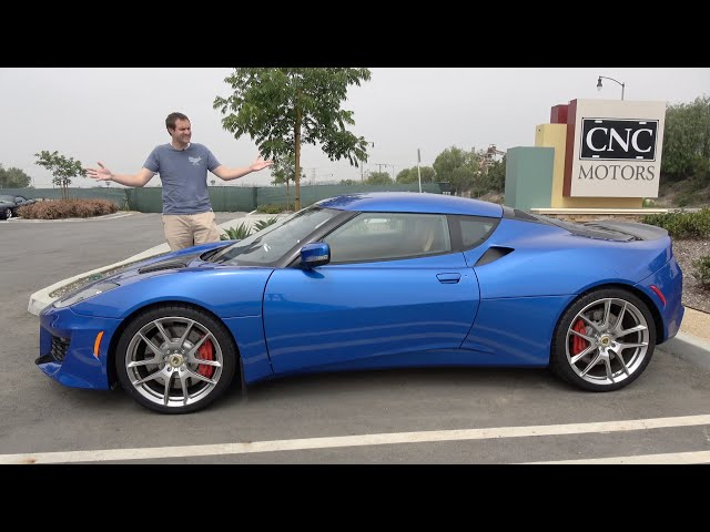 Heres Why You Should Consider a Lotus Evora 400